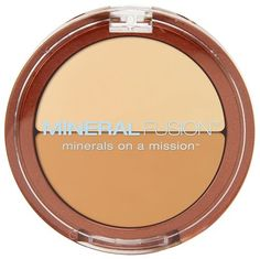 Mineral Fusion Concealer Duo Neutral - Conceal imperfections with the Mineral Fusion Concealer Duo. The unique duo-shade concealer deliver Too Faced Concealer, Under Eye Concealer, Cream Concealer, Natural Makeup Brands, Best Natural Makeup, Natural Beauty, Eco Beauty, Organic Makeup, Natural Products