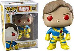 Exclusive Funko pop Official Marvel Movies: X-Men Unmasked Cyclops Vinyl Action Figure Collectible Model Toy In Stock Funko Pop Marvel, Funko Pop Figures, Vinyl Figures, Action Figures, X Men, Pop Vinyl Collection, Best Funko Pop, Pokemon, Pop Dolls