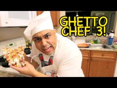 Watch The Ghetto Chef Make Cereal Pizza | First We Feast #backupchef