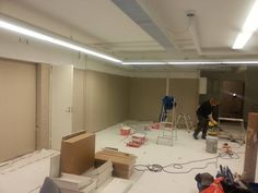 The Chapel (work name) work in progress. Openings Feb 7th, 2015 at 11am @ToppilaCenter #chapel work in progress...