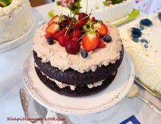 Kääpiölinnan köökissä: Rippijuhlajuttuja vol 3 - Tobleronekakku ♥