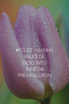 Não Digas Nada a Ninguém: #youzz - Ganha Vales de Desconto Innéov Pre-Hyaluron