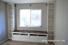 ikea furniture hacks for window seat - Google Search