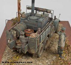 SANNA Constantine / 6x4 Truck Krupp Protze