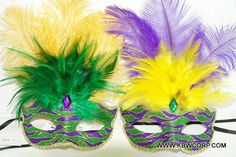 Be a pair! Mardi Gras, Masquerade, Party Themes, Twins, Lovers, Carnival, Masquerades, Gemini, Twin