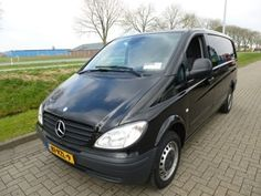 For sale: Used and second hand - Van MERCEDES-BENZ Closed Van VITO 111 CDI