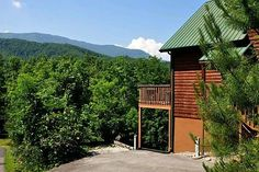 MONTE CASA 1 bedroom Cabin in Gatlinburg, TN