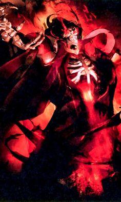 Ainz Ooal Gown Overlord - love U <3
