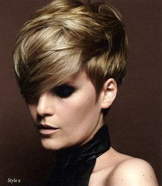 La Biosthetique hair and makeup products. The best hair colors and great makeup.