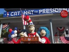 Cat in the Hat Running for President as Independent