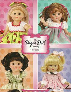 Vogue Dolls/Ginny Dolls
