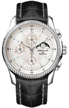 NEW BREITLING BENTLEY MARK VI COMPLICATIONS 29 MENS WATCH L2936312/G627: Watches: Amazon.com