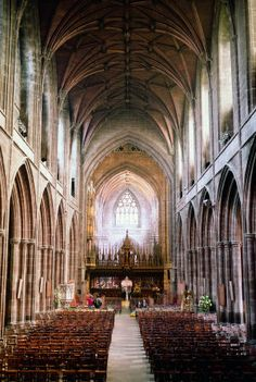 Chester Cathedral, beautiful