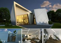 Daniel Libeskind's 'Sustainable' Prefab