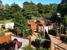 울런공 식물원(Wollongong Botanic Gardens,  NSW, Australia).