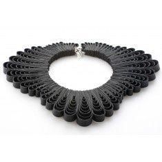 Gemaakt van een rubberen fietsband