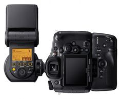 Sony Flash for Alpha Cameras (Black), Amazon Seller, Sony Camera, Radio Control, Things That Bounce, Cameras, Sony Slt, Frame, Photography, Black