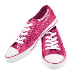 27dbea9a10973f Discount Dance Supply - Pink Sequined Sneakers! Dance Tights