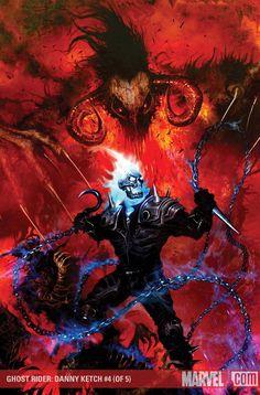 El villano de Ghost Rider 2 no se basara en los comics