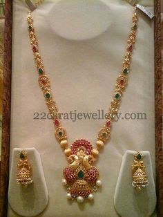 Latest Collection of best Indian Jewellery Designs. Jewelry Design Earrings, Gold Earrings Designs, Gold Jewellery Design, Necklace Designs, Pendant Jewelry, Diamond Jewellery, Gold Pendant, Pearl Jewelry, Gold Haram Designs