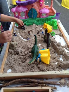 Kinetic Sand Play Experience run by Flying Fox Studios at the Billycart Markets 2014 Fox Studios, Sand Play, Kinetic Sand, Grain Of Sand, Sandbox, Sensory Play, Little People, Projects To Try, Fine Motor