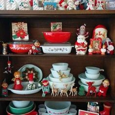 Christmas Kitchen, Noel Christmas, Merry Little Christmas, Retro Christmas, Vintage Holiday, All Things Christmas, Winter Christmas, Christmas Crafts, Christmas Decorations