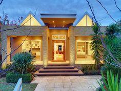 Photo of a house exterior design from a real Australian house - House Facade photo 2372565