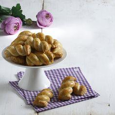 Κουλουράκια με μέλι, βανίλια και μαστίχα για το Πάσχα και όχο μόνο ~ Μικρά Μυστικά