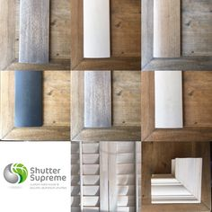 Our Wooden Shutters come in a selection of standard finishes and colours. Choose your shade to match your style. Don't forget to visit our stand at the Johannesburg HOMEMAKERS Expo to take advantage of our show specials.