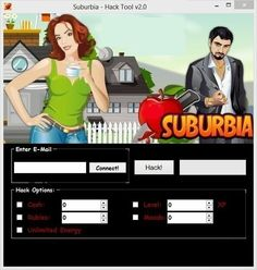 Suburbia cheats for Facebook game, android and iOS with auto update feature will make you more happy and helps you to beat your friends ! with Suburbia Hack tool you will be the best. free NO SURVEY download.