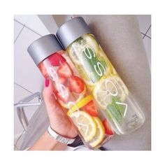 detox water ❤ liked on Polyvore featuring icon and images