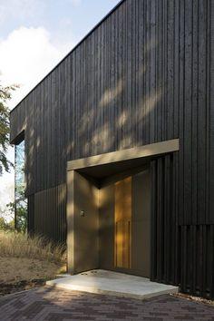 Villa Meijendel, Wassenaar, 2016 - VVKH architecten