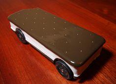 Ice Cream Sandwich   Pinewood Derby Car  2009  Won Best Design     http://soloha.vn/sofa.html
