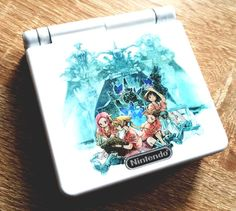 #gameboy advance sp final fantasy tactics advance custom limited edition from $99.0