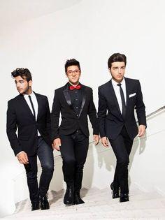 Il volo , 3 italian men sing operatic pop