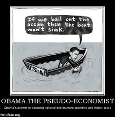 politics OBAMA THE PSEUDO-ECONOMIST