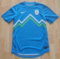 Eslovenia 2012-14 Nike Away