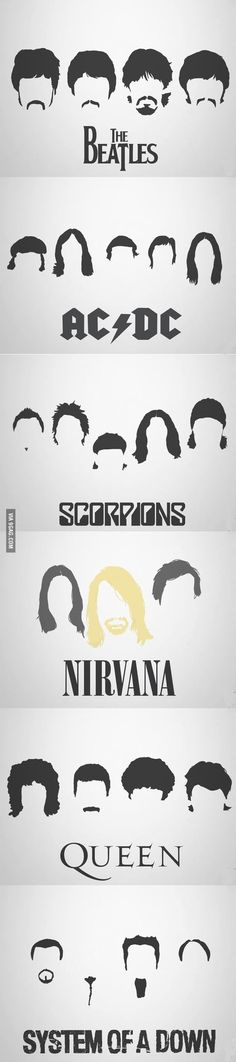 Music Poster Rock The Beatles Ideas For 2019 Hard Rock, Metallica, Silhouette Cameo, Heavy Metal, Music Rock, Rock Songs, El Rock And Roll, Les Beatles, Beatles Lyrics