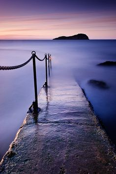 jjones186:  The Old Pier, North Berwick  by NorthernXposure on Flickr.