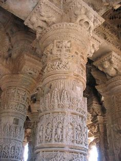 Modhera Sun Temple Carvings