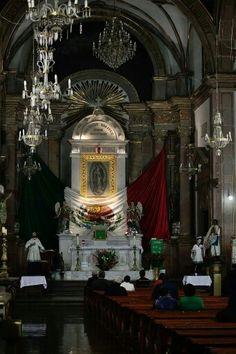 Templo de Ntra  Sra. De Guadalupe. Querétaro,  Qro.