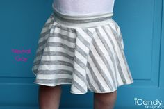 Printable Baby Skirt Pattern Free