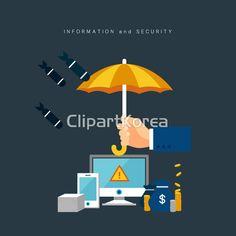 개인정보 도둑 돈 돈주머니 스마트폰 문서 범인 범죄 보안 해킹 휴대폰 컴퓨터 일러스트 information security smartphone computer illust illustration #tongroimages #clipartkorea