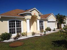 Port Saint Lucie professional house painting contractors.  Exterior house painters.