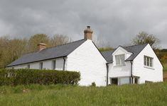 Home Extensions Cork - A traditional XVIII century farmhouse has been fully renovated and extended to the highest level of energy efficiency and comfort. Farmhouse Renovation, Farmhouse Ideas, House Extensions, Stairways, Shed, Backyard, Exterior, Outdoor Structures, House Design