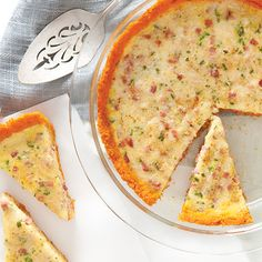 This Piquant Sweet Potato Quiche won the Frozen category prize in the 2014 Louisiana Yam Recipe Contest, sponsored by the Sweet Potato Commission.