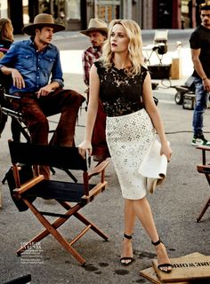 Reese Witherspoon by Giampaolo Sgura for InStyle US May 2015