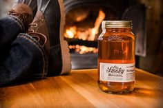 Forging a homemade barrel of pot-liquor takes serious skill, and making a batch of White Lightning takes ...