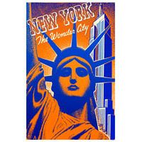 Statue of Liberty Graphic Poster