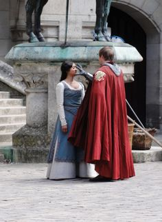 cast of merlin | Merlin Cast (Bradley James and Angel Coulby) filming/messing around in ...